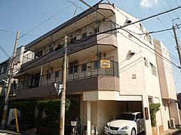 兵庫県伊丹市野間北2丁目の賃貸マンションの外観