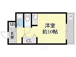 江坂駅 3.8万円