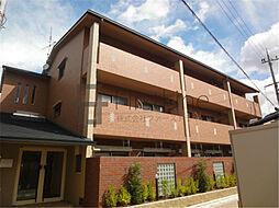 京都府京都市山科区大宅坂ノ辻町の賃貸マンションの外観