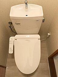 トイレ交換済みです