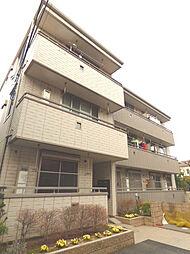 埼玉県さいたま市浦和区常盤5-の賃貸アパートの外観