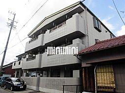 愛知県名古屋市中川区野田2の賃貸マンションの外観