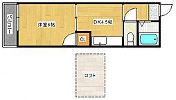 津福駅 2.6万円