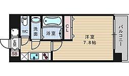 ViVi EBISU[3階]の間取り