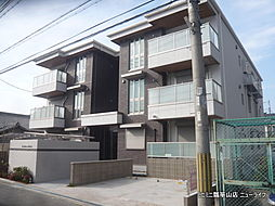 大阪府東大阪市神田町の賃貸マンションの外観