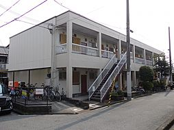 セントラルハイツ A棟[1階]の外観
