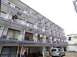 アネックス武蔵台[3階]の外観