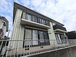 千葉県千葉市若葉区小倉台7丁目の賃貸アパートの外観