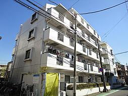 神奈川県横浜市神奈川区六角橋6丁目の賃貸マンションの外観