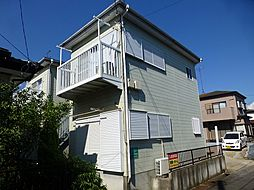 ウィング千成[2階]の外観