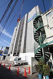 大阪府大阪市都島区東野田町5丁目の賃貸マンションの外観