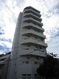 広島県呉市中通4丁目の賃貸マンションの外観