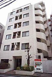 東京都豊島区高田2の賃貸マンションの外観