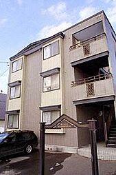 サンハイツ札幌オリオン[3階]の外観