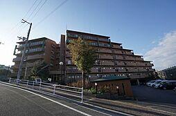 アバンティ千里[3階]の外観