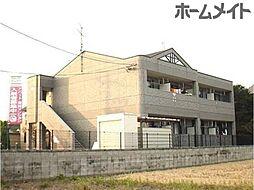 ソレイユ弐番館[2階]の外観