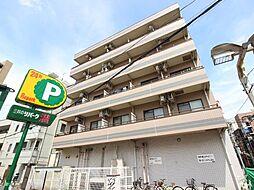 千葉県柏市千代田1の賃貸マンションの外観