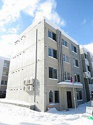 札幌市営南北線 中の島駅 徒歩4分の賃貸マンション