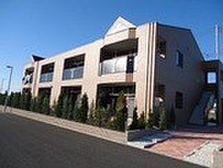 外観,2LDK,面積54m2,賃料7.5万円,つくばエクスプレス 研究学園駅 徒歩26分,,茨城県つくば市学園の森1丁目