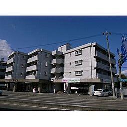 徳島県徳島市中島田町2丁目の賃貸マンションの外観
