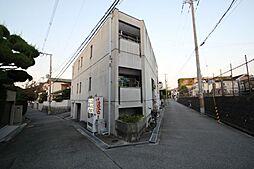 中村マンション[102号室]の外観