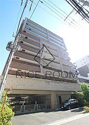 プレサンスOSAKA江坂[8階]の外観