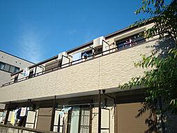 グランデュール立川[2階]の外観