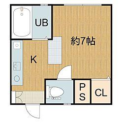 東照宮駅 5.3万円