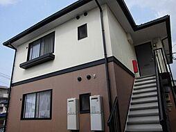 サニーコートハザマ[A101号室]の外観