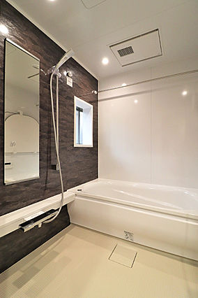 新規交換。浴室...