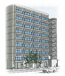 地下鉄今里駅 徒歩1分 新築マンション[7階]の外観