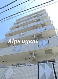 神奈川県横浜市南区前里町3の賃貸マンションの外観