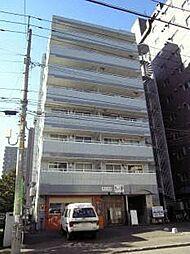 琴似1・6マンション[7階]の外観