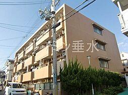 ドムールコスモス福田[2階]の外観