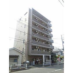 神奈川県横浜市鶴見区向井町2丁目の賃貸マンションの外観