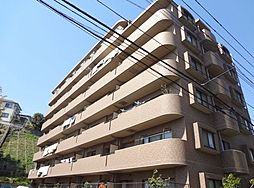 神奈川県川崎市高津区子母口の賃貸マンションの外観