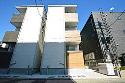 グランディエール[1階]の外観