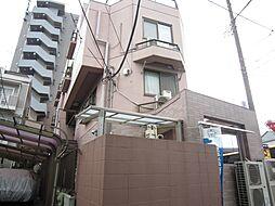 ワタナビル[3階]の外観