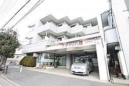 神奈川県相模原市南区若松4丁目の賃貸マンションの外観