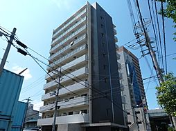荒本駅徒歩3分 ゼファー・東大阪[3階]の外観