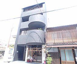 京都府京都市下京区天神前町の賃貸マンションの外観