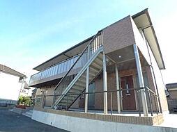 兵庫県加古川市加古川町稲屋の賃貸アパートの外観