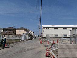 サンライズ湊II[3階]の外観