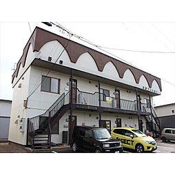 渋野マンション[2-3号室]の外観