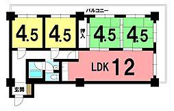 サンハイツ新中野 212号室