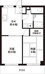 東青梅駅 4.2万円