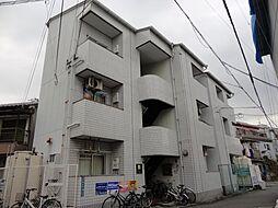 アパートメント門真II[3階]の外観