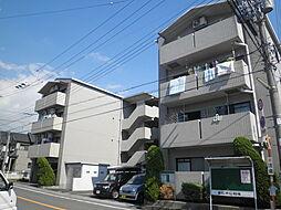 大阪府高石市西取石7丁目の賃貸マンションの外観