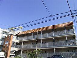 小林マンション[1階]の外観
