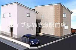 [一戸建] 岡山県岡山市北区花尻ききょう町 の賃貸【/】の外観